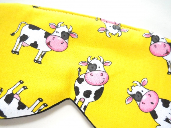 dairy theme blindfold