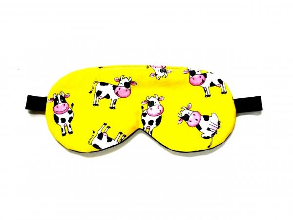 cow farm sleep shade