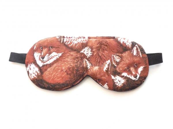 fox eye shade, animal