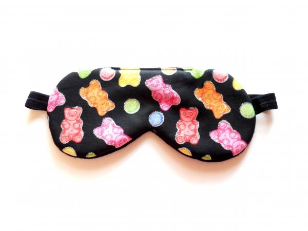 bears slumber party blindfold