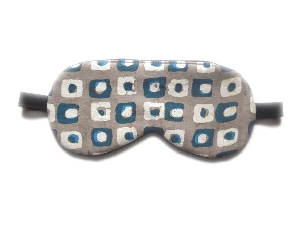 squares sleep mask india languor