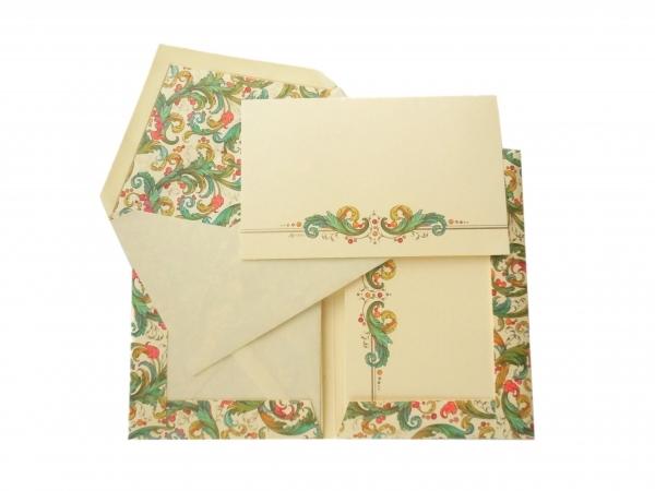 signora luxury italian stationery kartos