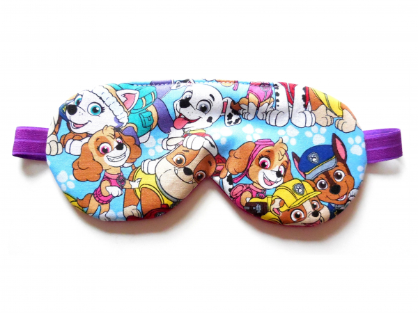 girls paw patrol sleep mask