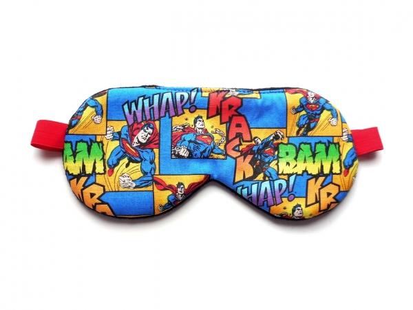 superman sleeping mask