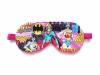dc comics girls superhero sleep mask languor