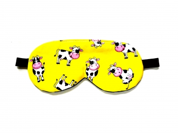 cow farm sleep shade