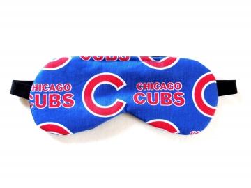 chicago cubs sleeping eye mask