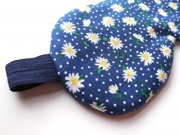 women's flower eye cover