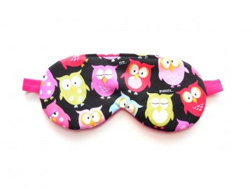 owls sleep mask languor