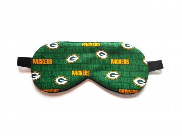 green bay packers sleep mask languor