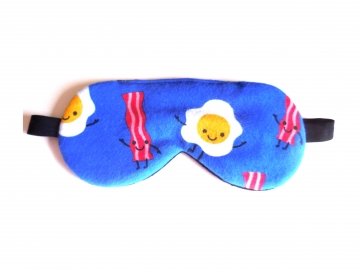 Eggs & Bacon Sleep Mask