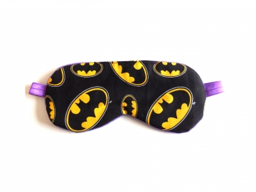 Sleep Mask, Batman Purple