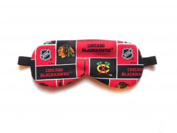 Sleep Mask, Chicago Blackhawks