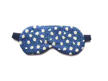 Daisies Adjustable Sleep Mask