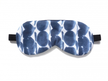 Moon Sleep Mask, Blue