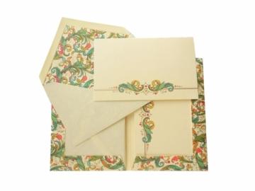 10 Cards + Envelopes, 3x5, Signoria