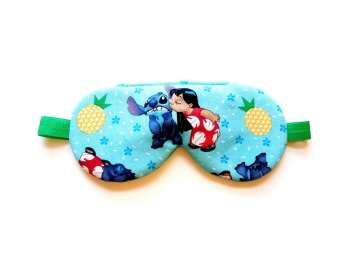 Sleep Mask with Lilo and Stitch