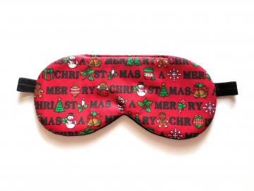 Merry Christmas Sleep Mask