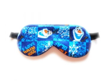 Sleep Mask with Olaf