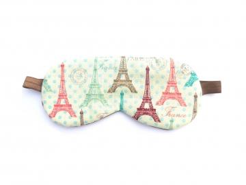 Paris Sleep Mask, Cream