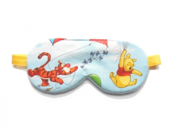 Sleep Mask, Pooh and Tigger