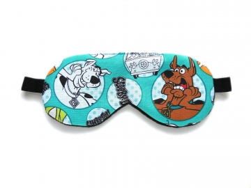 Sleep Mask with Scooby