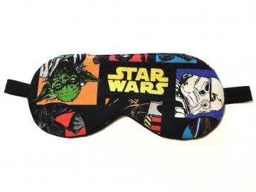 Sleep Mask with Yoda