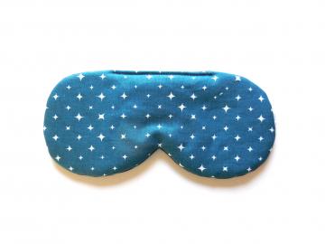 Stars Organic Cotton Adjustable Sleep Mask