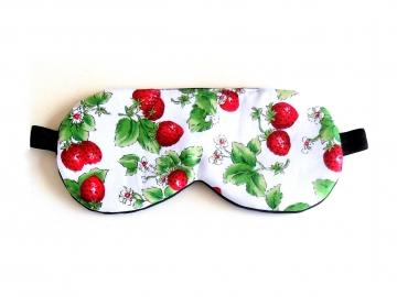 Berries Adjustable Sleep Mask