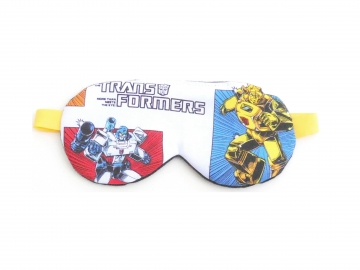 Sleep Mask with Transformers