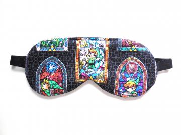 Sleep Mask, Zelda Scenes